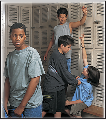Picture of Power Trip: Bullying In School