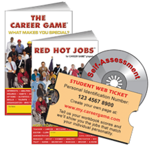 Picture of Career Game Dual Workbook Sampler