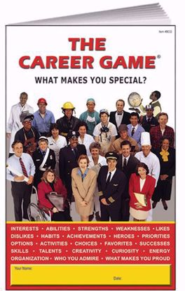 The Career Game Workbook