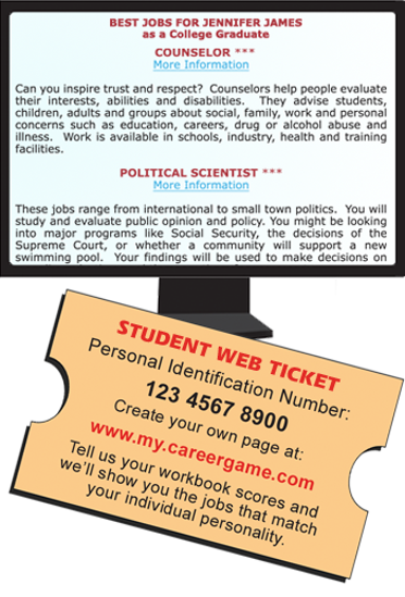 Student Web Tickets